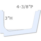molding dimensions