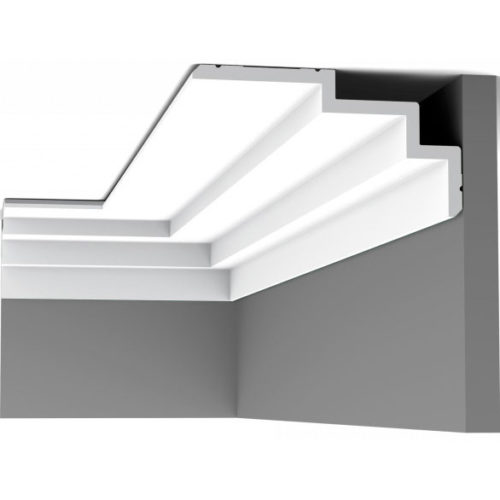 "extra large crown molding (10""F and more)"