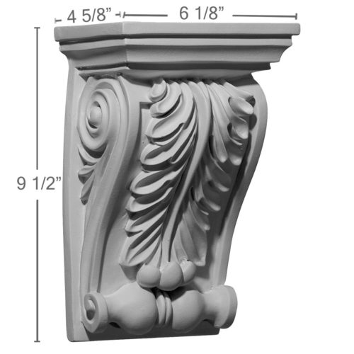 architectural wall decoration